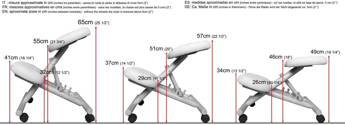 natural ergonomic chair sizes without back-01